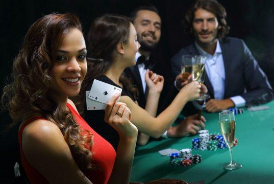 Sådan spiller du Progressive Blackjack