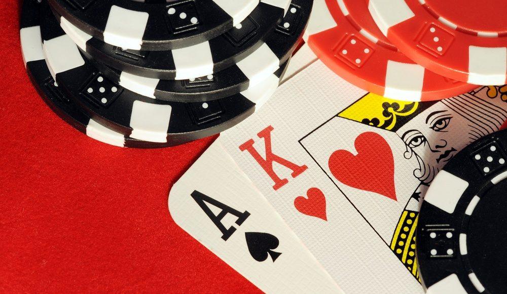 Sådan spiller du Blackjack Switch