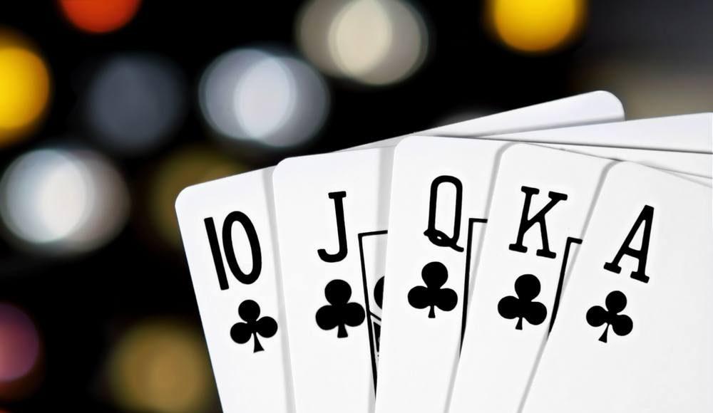 Hold tungen lige i munden, når du spiller Oxford Stud Poker