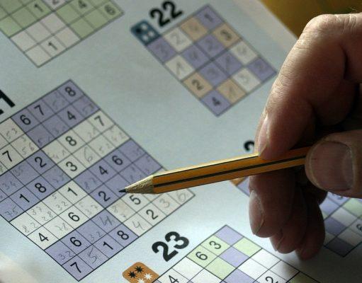 Sudokuen er slet ikke fra Japan